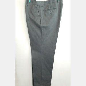 Men's Dockers Dress Pants Gray 38 Waist 32